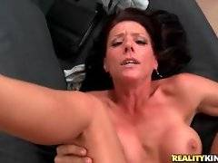 Jimmy passionately attacks cock hungry busty milf Soleil.